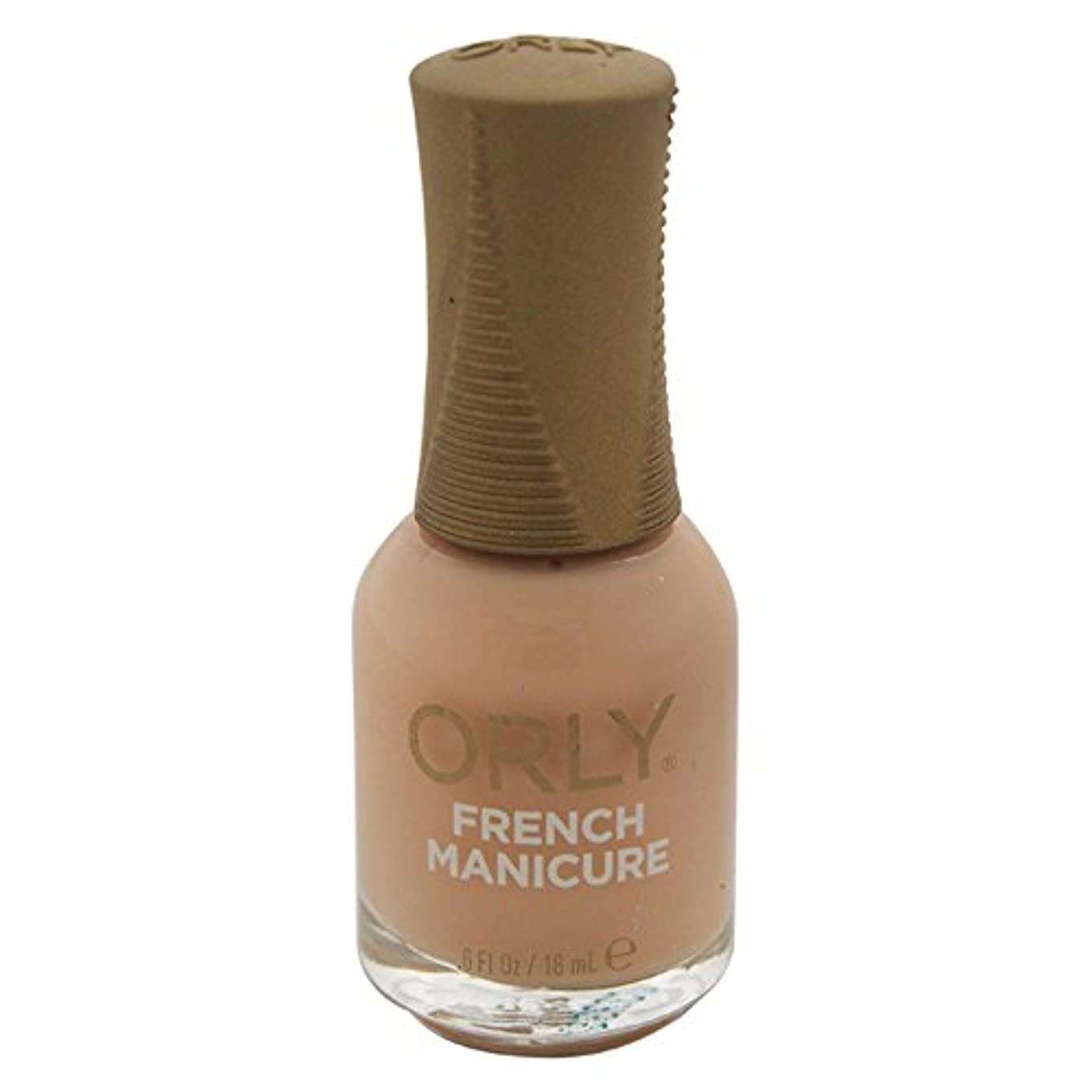 役員同盟モンスターOrly Nail Lacquer - Sheer Nude - 0.6oz / 18ml