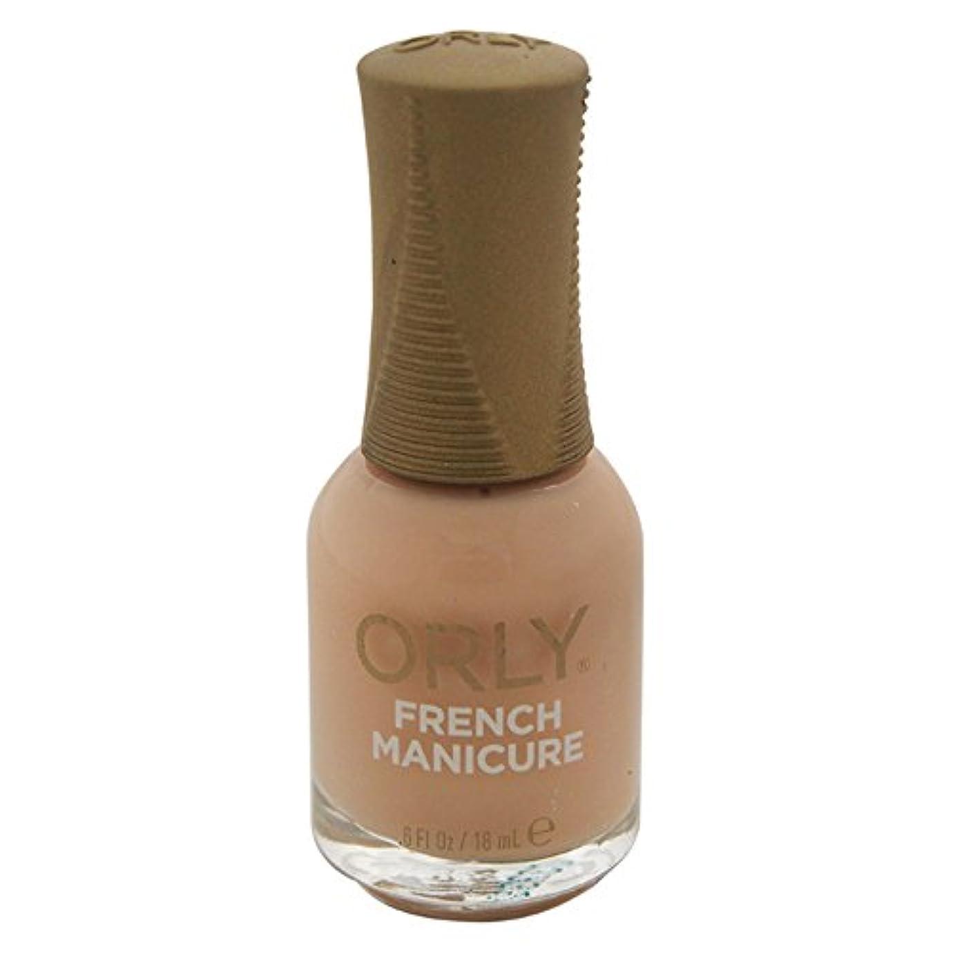 ただ頑固なファッションOrly Nail Lacquer - Sheer Nude - 0.6oz / 18ml
