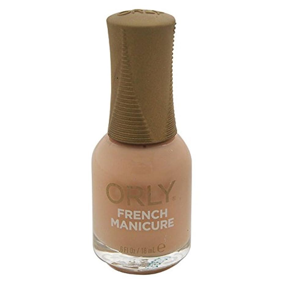 塊逸脱連想Orly Nail Lacquer - Sheer Nude - 0.6oz / 18ml