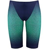 メンズ 水着 フィットネス トランクス スイミング 練習用 競泳水着 スパッツ