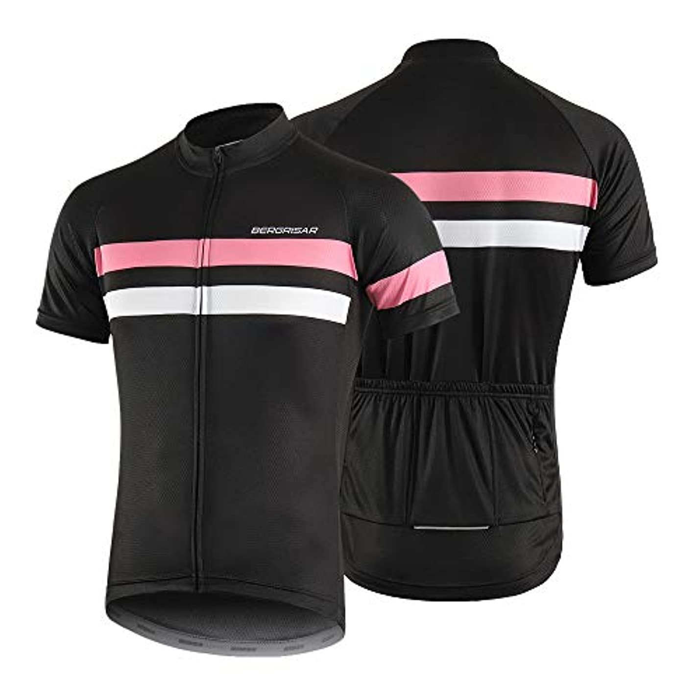 サーマルすぐにセットアップLIXADA サイクルジャージ 半袖 メンズ 吸汗速乾 通気がいい 夏用 自転車ウエア