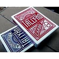 TALLY-HO タリホー サークルバック (ポーカーサイズ) 【ブルー】 ds-1458006
