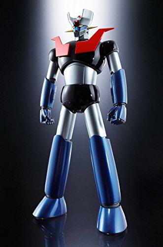 超合金魂 マジンガーZ GX-70 マジンガーZ D.C.(ダイナミッククラシックス)  約170mm ABS&ダイキャスト&PVC製 塗装済み可動フィギュア