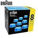 BRAUN シェーバー用洗浄液 (8個入) 画像