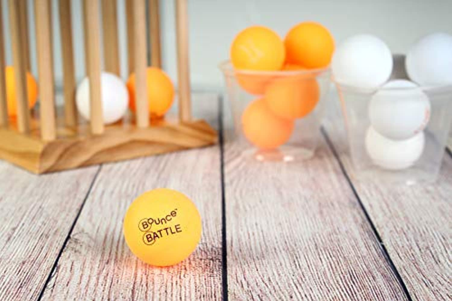 Bounce Battle Replacement Balls Set of 8 [並行輸入品]