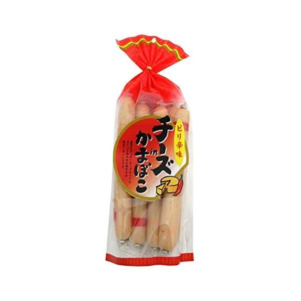 メイホク食品 チーズinかまぼこピリ辛味MH 2...の商品画像