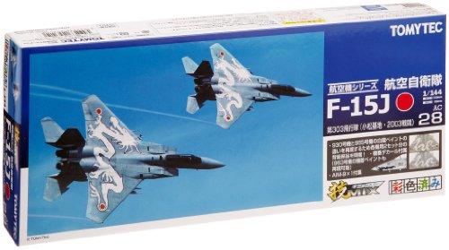 技AC28 空自 F15J 小松戦競