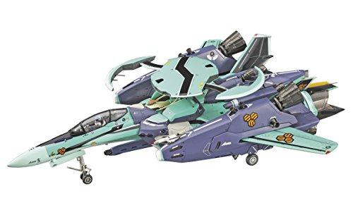 ハセガワ マクロスシリーズ マクロスフロンティア RVF-25 スーパー メサイア ルカ・アンジェローニ機 1/72スケール プラモデル 65834の詳細を見る