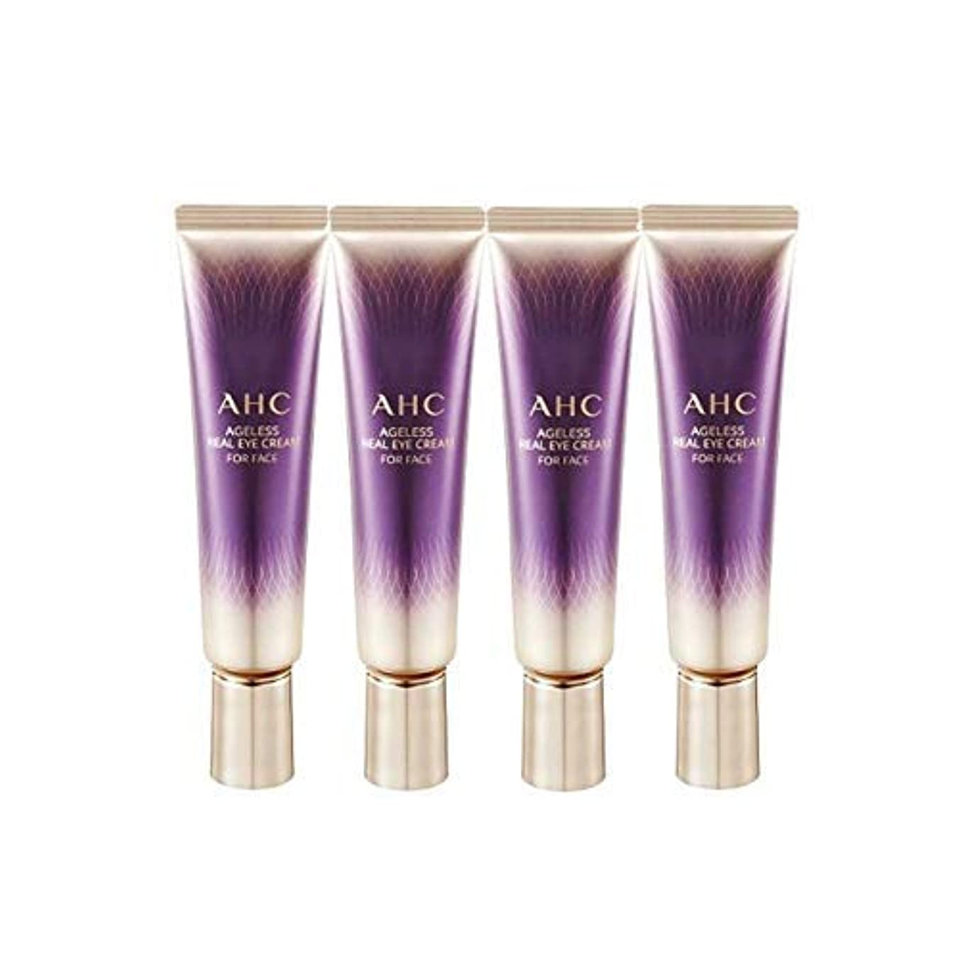 明らか非難する価格AHC 2019 New Season 7 Ageless Real Eye Cream for Face 1 Fl Oz 30ml x 4 Anti-Wrinkle Brightness Contains Collagen