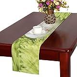 GGSXD テーブルランナー 幼い ハムスター クロス 食卓カバー 麻綿製 欧米 おしゃれ 16 Inch X 72 Inch (40cm X 182cm) キッチン ダイニング ホーム デコレーション モダン リビング 洗える