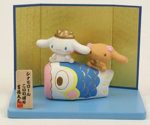 雛人形 キャラクター五月人形飾り シナモンロール キャラクター五月人形 シナモンロール五月人形 シナモンロールこいのぼり 10P25Mar11 五月人形 5月人形 兜飾り こいのぼり 鯉のぼり 鯉幟