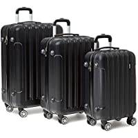 3 Piece Luggage Set with Locks