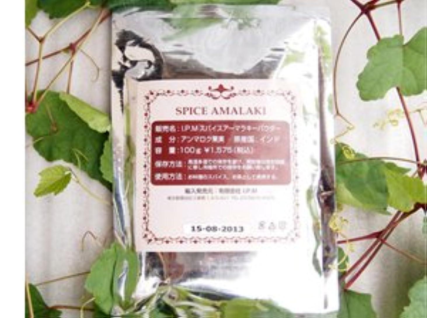 ほんの発揮する驚きSPICE AMALAKI アーマラキー 100g