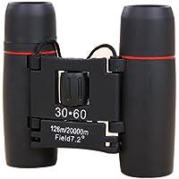 jaylinna折りたたみ式ミニポータブルHD 30 x 60 binoculars-2色