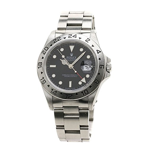 [ロレックス]エクスプローラー2 腕時計 ステンレス メンズ (中古)