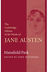Mansfield Park (The Cambridge Edition of the Works of Jane Austen) ペーパーバック