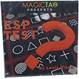 ESP Test Cards with DVD By Magic Tao By Magic Tao [並行輸入品]