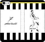 iPhone/Xperia/Galaxy/他機種選択可:サッカー/グラフィティ手帳ケース(デザイン:ユベントス/7番_04) 05 iPhone7