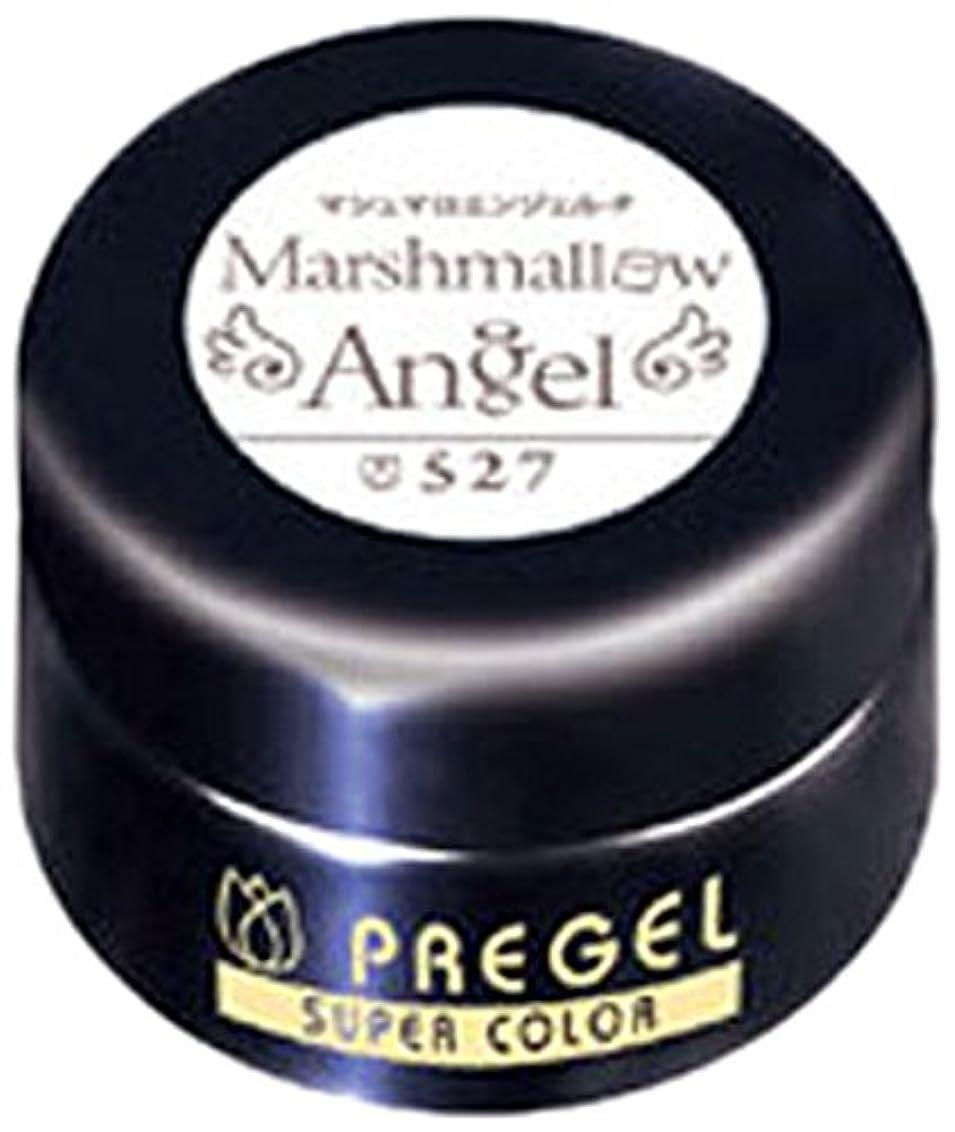 繕う斧影響を受けやすいですプリジェル スーパーカラーEX マシュマロエンジェル-P 4g PG-SE527 カラージェル