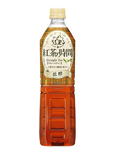 霧の紅茶 紅茶の時間 ストレートティー 低糖(930mL*12本入)
