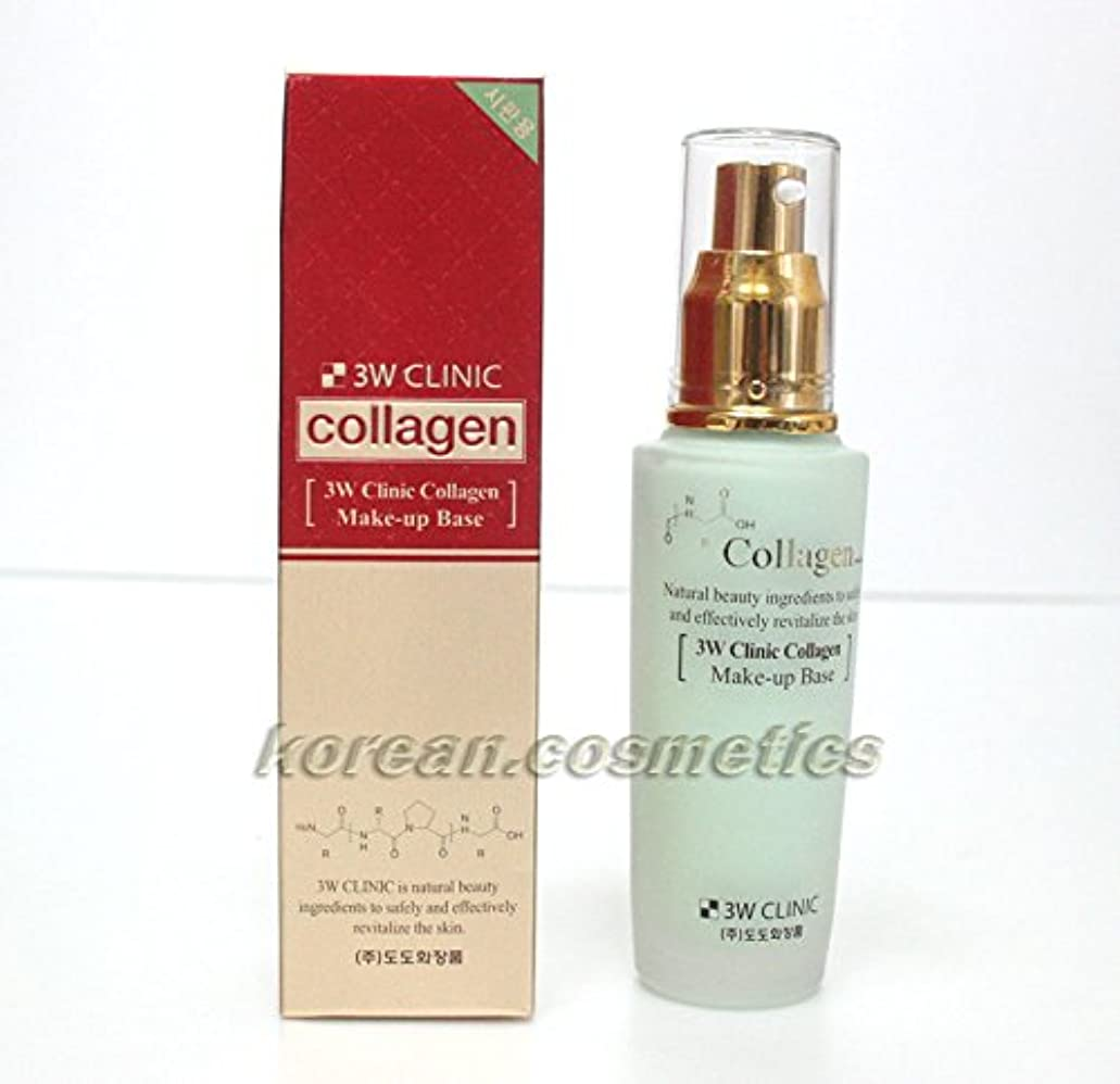 [3w Clinic] コラーゲンメイクアップベースクリーム50ml / Collagen Make-up Base 50ml / プライマー皮脂コントロール / Primer Sebum Control / 韓国化粧品...