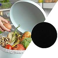 FidgetGear 6個の円形+ 6個の正方形の普遍的な活動化したカーボンエアフィルターのスポンジの泡パッド