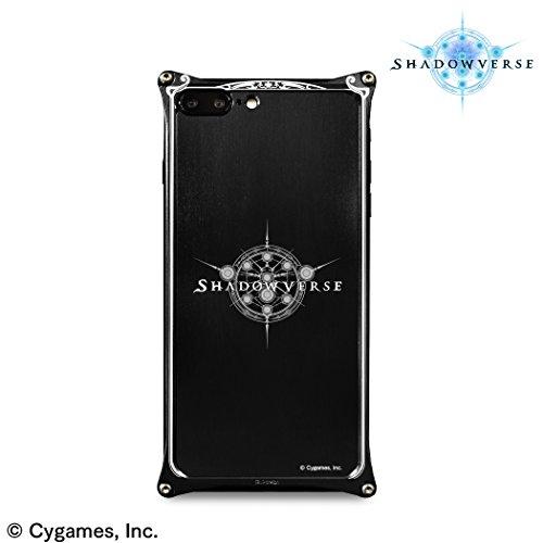 Shadowverse ソリッドバンパー Shadowverse for iPhone 8 Plus / 7 Plus ブラック