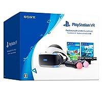 "PlayStation VR エキサイティングパック ""みんなのGOLF VR""・""PlayStation VR WORLDS"" 同梱 (CUHJ-1..."