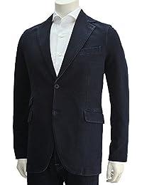 (チルコロ) CIRCOLO 1901 メンズ シングルジャケット インディゴブルー 正規取扱店