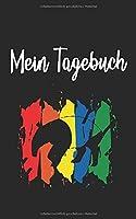 Mein Tagebuch: Tapir Retro Und Vintage Style 100 Seiten Liniert