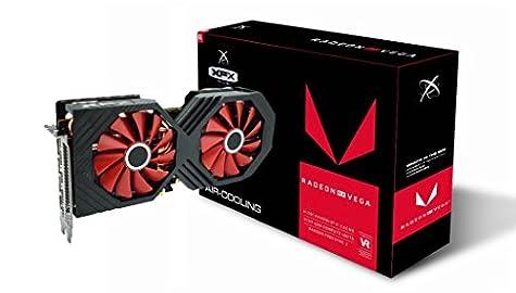 XFX Radeon RX VEGA 56搭載ビデオカード RX-VEGALDFF6