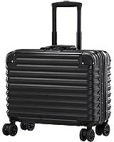 LUSHBERRY スーツケース 大型 人気 レトロ 機内持込 キャリーケース 静音 TSAロック ビジネス旅行用品 出張 超軽量 大容量 8輪 アルミフレーム