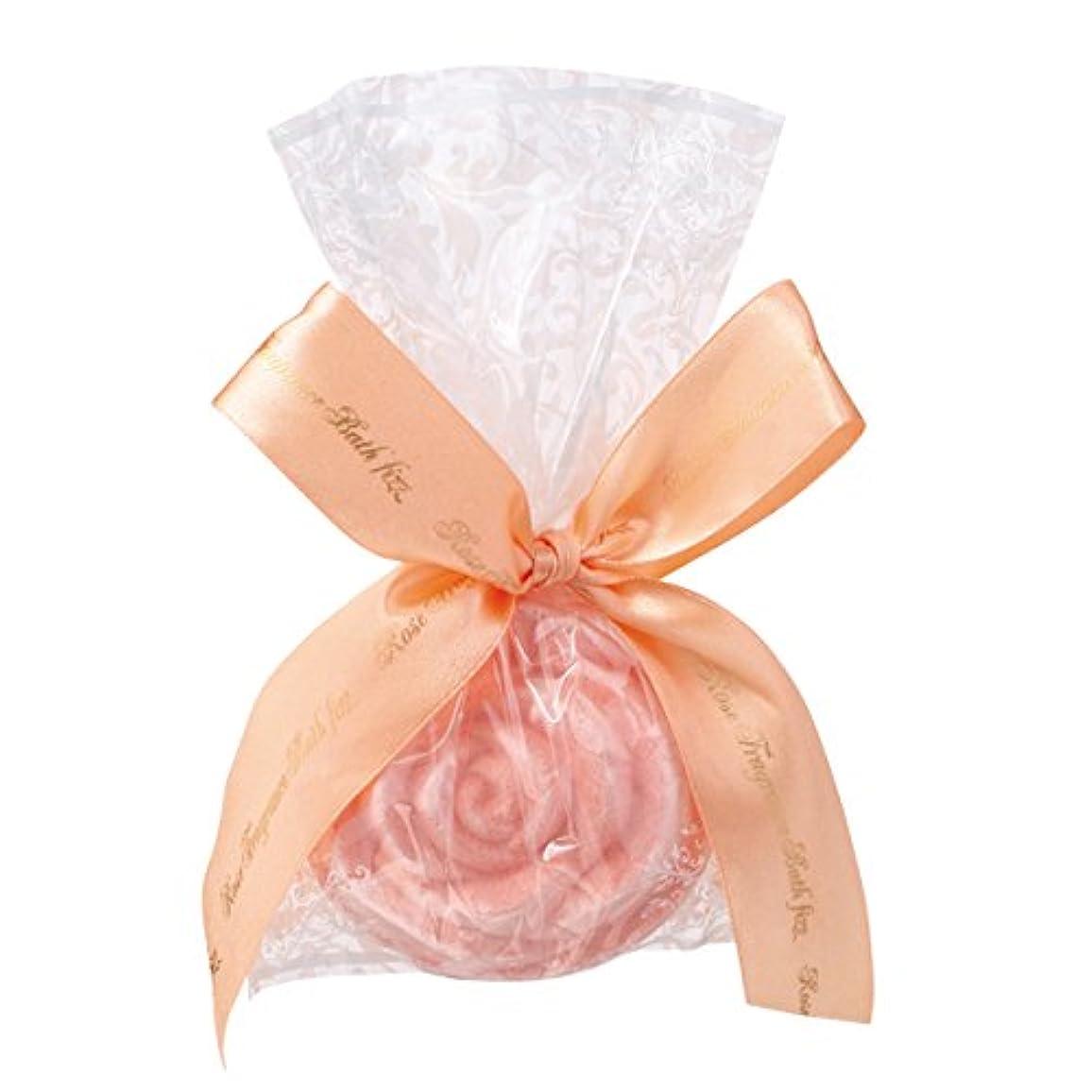 表面小包道(内野)UCHINO ノルコーポレーション ローズフレグランスバスフィズ(ラビングローズの香り)