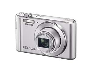 CASIO デジタルカメラ EXILIM EXZS180SR 1610万画素 光学12倍ズーム 広角24mm EX-ZS180SR シルバー