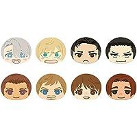 ユーリ!!! on ICE おまんじゅうにぎにぎマスコット2 BOX商品 1BOX = 8個入り、全8種類