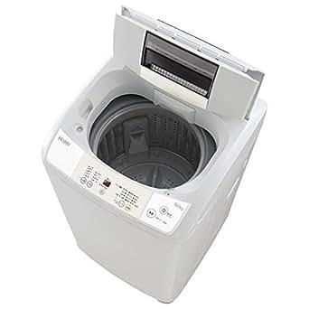ハイアール 6.0kg全自動洗濯機 ホワイト JW-K60H-W