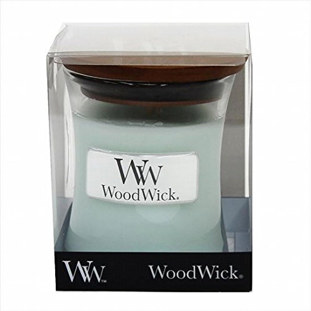 ゆり接尾辞本体カメヤマキャンドル( kameyama candle ) Wood Wick ジャーS 「 ピュアコンフォート 」