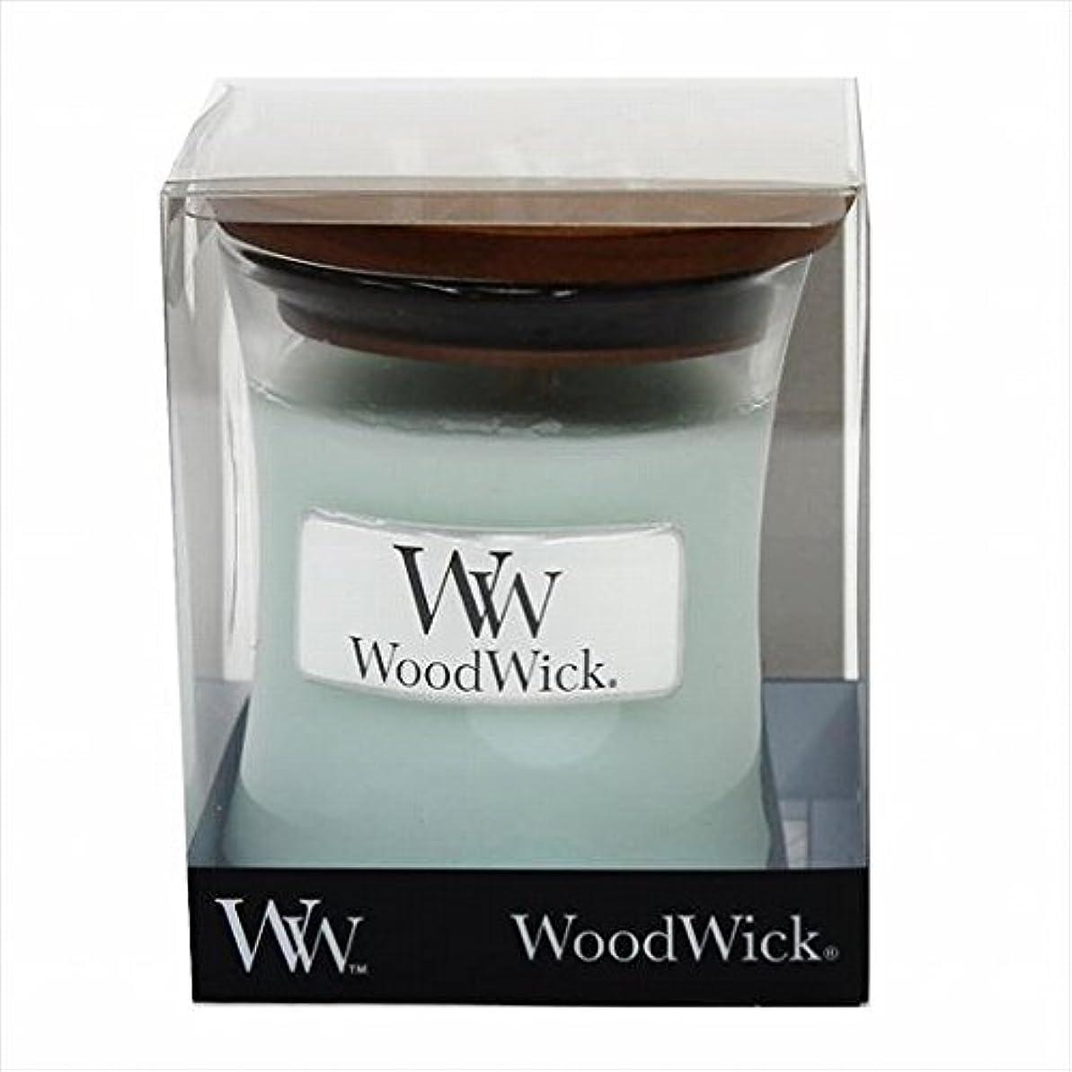 最終的にポーズ広々としたカメヤマキャンドル( kameyama candle ) Wood Wick ジャーS 「 ピュアコンフォート 」