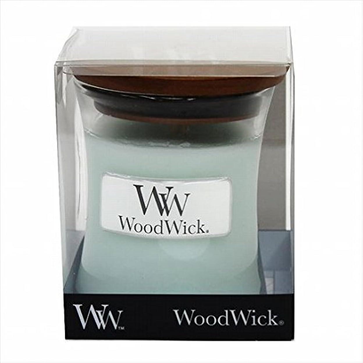 人口未亡人塊カメヤマキャンドル( kameyama candle ) Wood Wick ジャーS 「 ピュアコンフォート 」