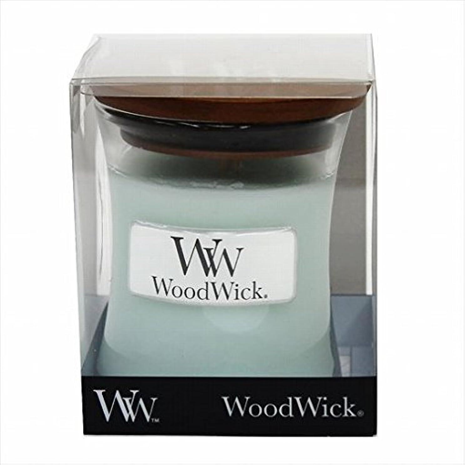 カメヤマキャンドル( kameyama candle ) Wood Wick ジャーS 「 ピュアコンフォート 」