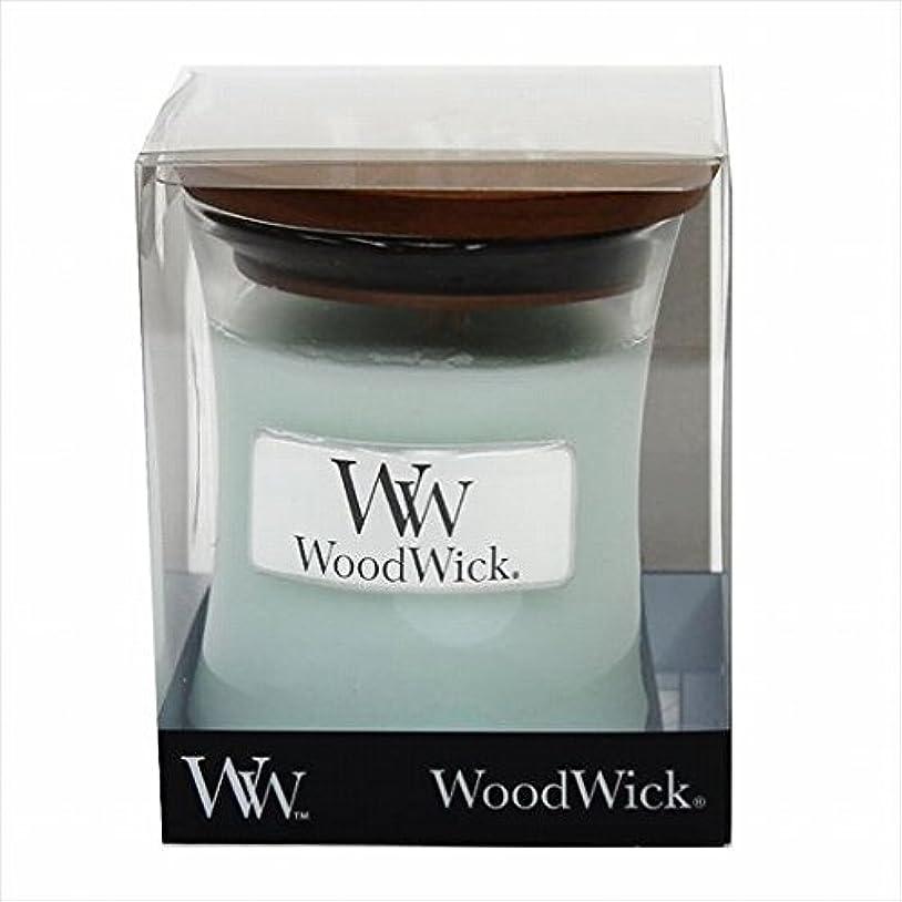 やさしく嵐が丘月曜日カメヤマキャンドル( kameyama candle ) Wood Wick ジャーS 「 ピュアコンフォート 」