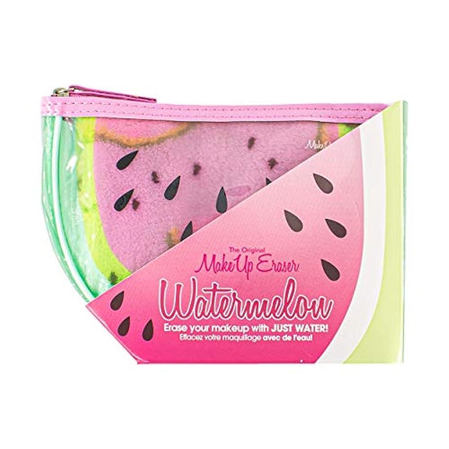 程度汚染された閃光MAKE UP ERASER メイクアップイレイサー 化粧落としタオル Watermelon