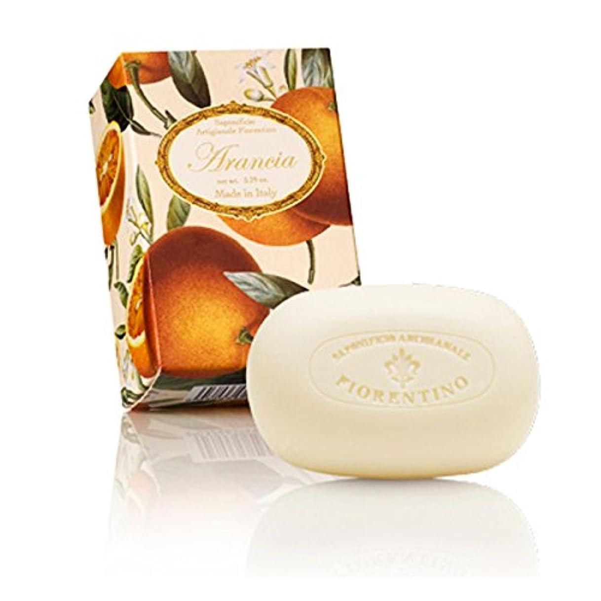 空白リンス卵フィレンツェの 長い歴史から生まれたこだわり石鹸 オレンジ【単品150g】