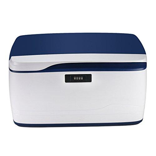 Smatec収納ボックス 32L多用途なストレージ箱 衣類・小物整理ケース ...