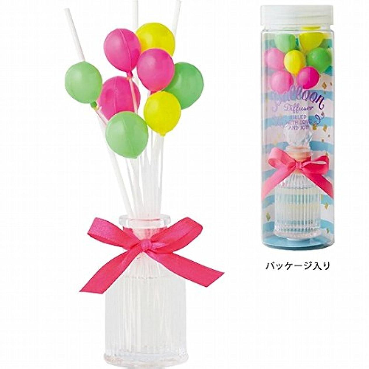 海外で使役拍手するカメヤマキャンドル( kameyama candle ) バルーンディフューザー