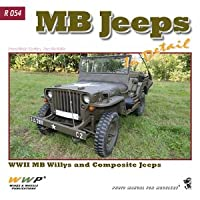 MB ジープディティール写真集[R054]MB JEEPS In Detail