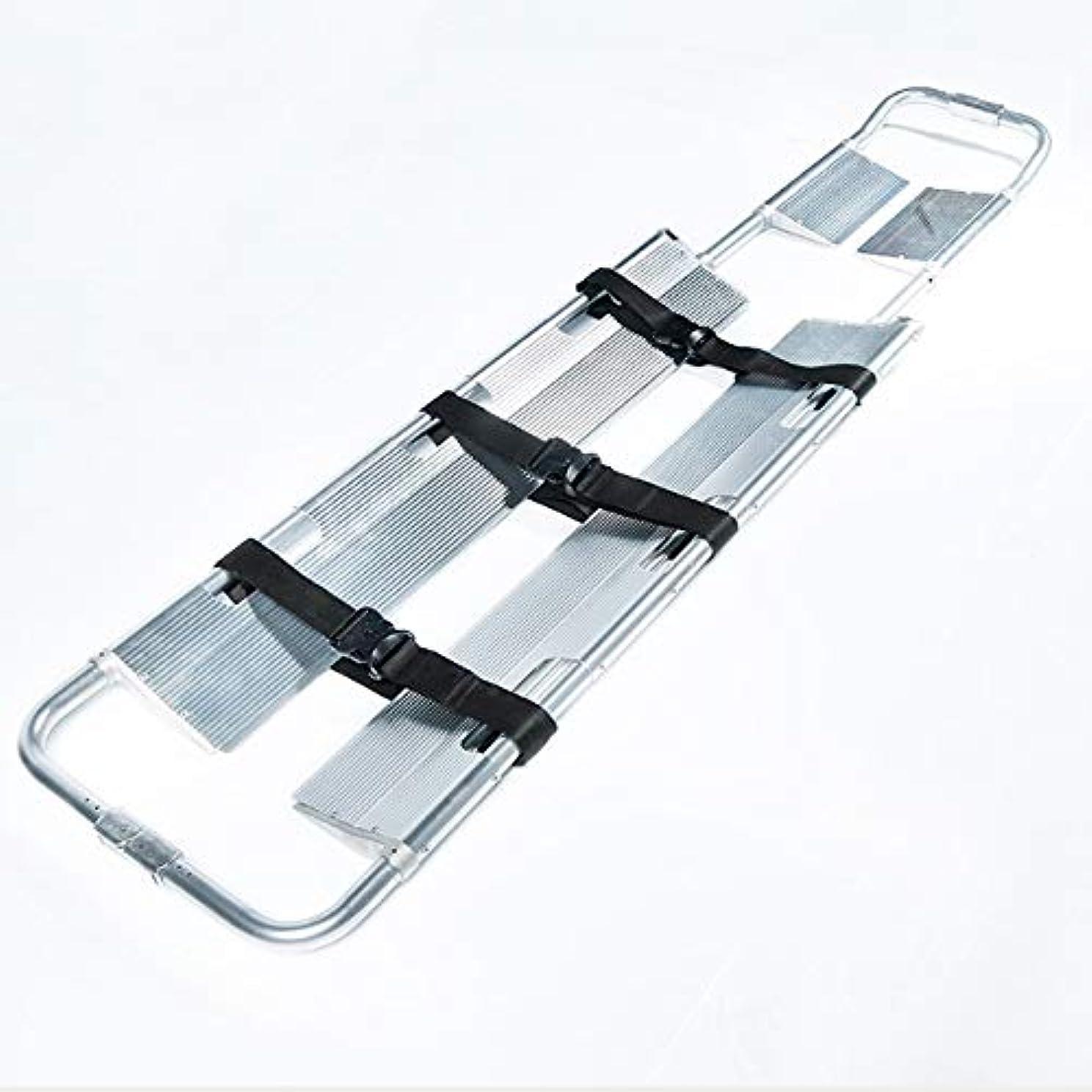 タクト脊椎組み合わせ整形外科用ストレッチャー救急車プロファイルストレッチャー用ストラップ (Color : A)
