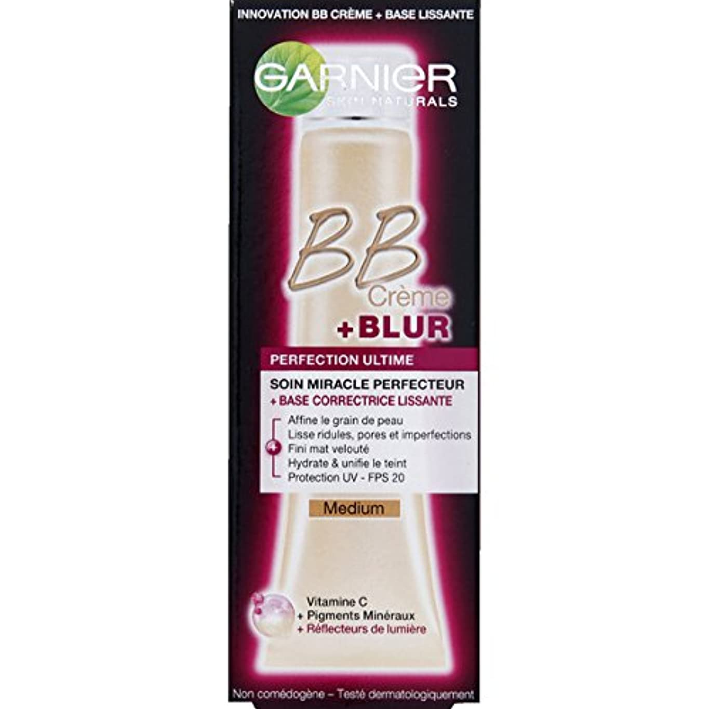 さらに噛む盗難Garnier BB Crème + Blur, Soin Miracle + Brüste Grundlage Glättende, Medium. - (Preis pro Einheit) - Schneller...