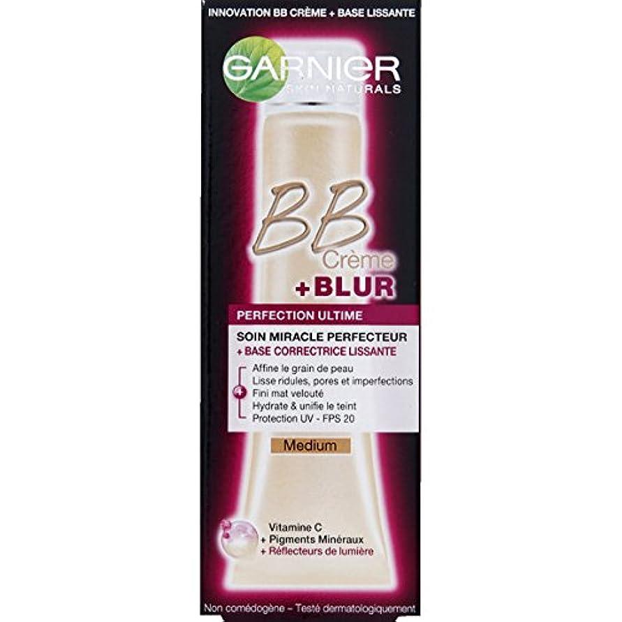 残り物散らす名誉Garnier BB Crème + Blur, Soin Miracle + Brüste Grundlage Glättende, Medium. - (Preis pro Einheit) - Schneller...