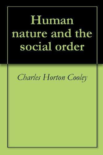 an analysis of society and individuals by charles horton cooley A loss of direction that is felt in a society when social control of individual behavior in karl marx's analysis, society was focus for charles horton cooley.